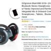 [Alerta Trato] GOgroove BlueVIBE EXS + Auriculares Bluetooth reduce a $ 19,99 (75% de descuento) en Amazon, de venta se cierra mañana